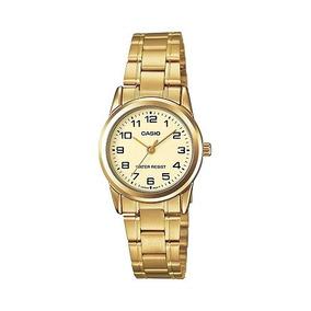 c67be461b49 Relogio Casio Wr F91 Dourado - Relógios De Pulso no Mercado Livre Brasil