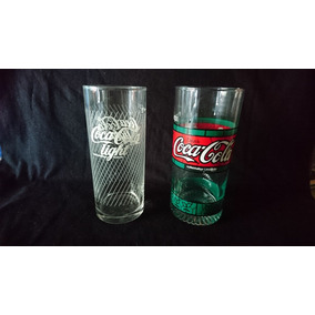 Vaso Coca Cola X 2