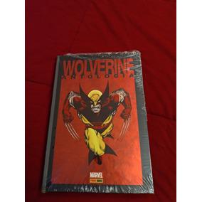 Wolverine Antologia - Encadernado Panini