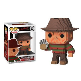 Boneco Pop 8-bit Freddy Krueger 22