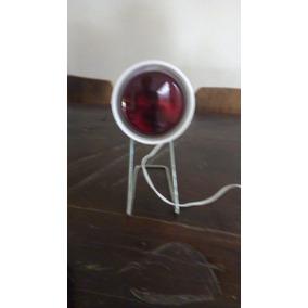 Luminária Com Lâmpada Infravermelha
