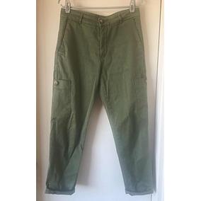 Jeans Verde Militar Dama - Pantalones en Mercado Libre Uruguay 874aeac2b7cb