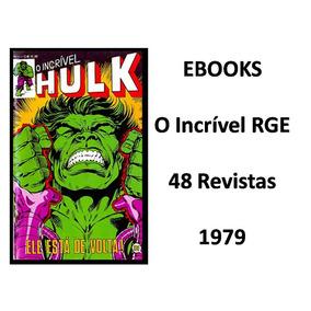 Coleção Digital: O Incrível Hulk Rge