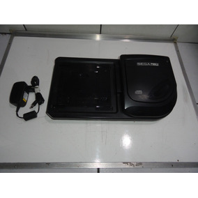Sega Cd Sem Mega Drive Leitor Novo Console Coleção C04