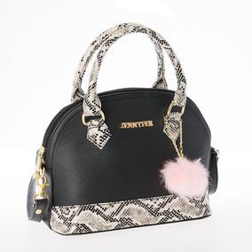e1f7fe8fc14 Bolsas Para Dama Mujer Bolsos Marca Jennyfer Originales 8699