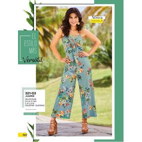 Jumper Multicolo Floral Cklass 321-03 Dama Pv-2019
