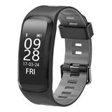 Relógio Inteligente Smart Sport Band F4 - Gps, Freq Cardíaca