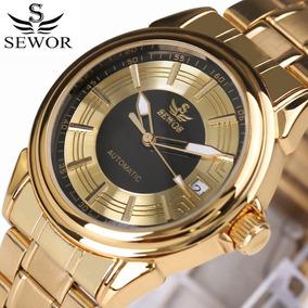 7e6a9ef51e5 Relogio Automatico Sewor - Joias e Relógios no Mercado Livre Brasil