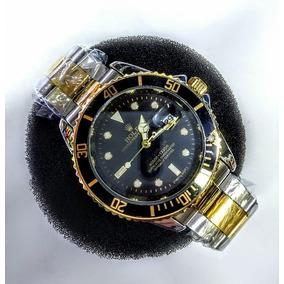 4bac48c5806 Relogio Prateado Fundo Rosa Com Rolex - Relógios De Pulso no Mercado ...