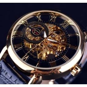 c3dca35bd56 Relogio Forsining De Luxo - Relógio Masculino no Mercado Livre Brasil