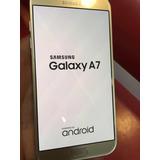 Soberbio Samsung A7 2017 No Hay Ms