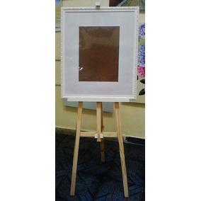 Cavalete+ Quadro Ass 50x60cm P/foto30x40cm - C/ Frete Grátis