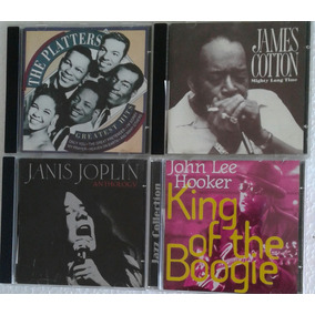 The Platters / James Cotton / Janis Joplin / John Lee Hooke