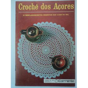 Revista-crochê Dos Açores:n.015 Grupo I