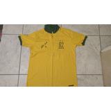 Camisa Santos Amarela - Camisas de Times de Futebol no Mercado Livre ... 2a6cac32c960d