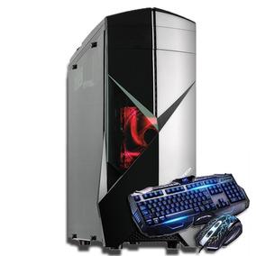Computador Imperiums I3-7100, 8gb, Hd 1tb, Gtx 1050, 500w