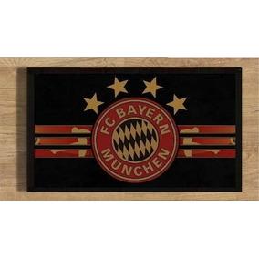 20627763e0 Quadro Bayern De Munique Munich Escudo 25x35 Cm Com Moldura