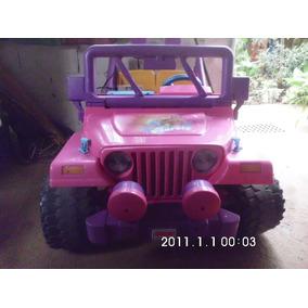 Jeep Barbie Fisher Price