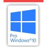 Windows 10 Pro - Home Licencia Original Retail Permanente