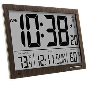 Reloj De Pared Digital Relojes De Pared En Mercado Libre