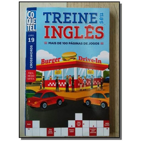 Coquetel - Treine Seu Ingles - Crosswords - Lv.19