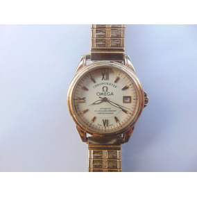 08c2de68aa1 Ouro Antigo Pe De Maquina - Relógios no Mercado Livre Brasil