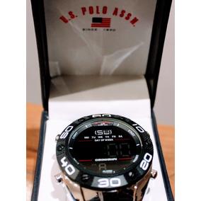 63bb8a7f801 Relogio Polo Assn - Relógio Masculino no Mercado Livre Brasil