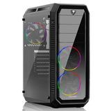 Case Gamer Fanatic Tartaro (fnt 8005) S/ Fuente Rainbow