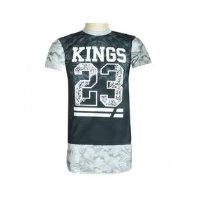 Camisa Oversized Kings Sneakers - Calçados 27db8cf796a
