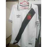 Camisa Vasco Umbro 2017, Modelo Jogador.