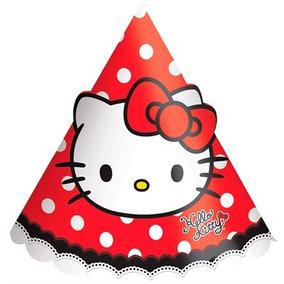 Chapéu De Festas Hello Kitty Regina - Festas no Mercado Livre Brasil af9cceb2112