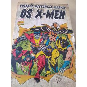 Coleção Histórica Marvel: X-men 1-4