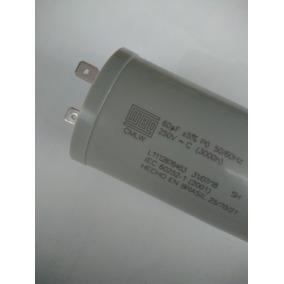 Capacitor Lavadora Eletrolux Brastemp 60uf 250v