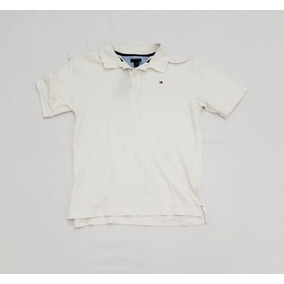 Playera Polo Tommy Hilfiger, Blanca, Chica, Hombre.
