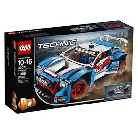 Tc Carro De Rally Lego - 42077