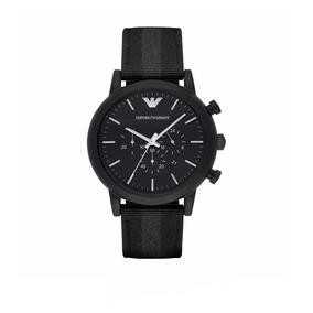 Reloj Emporio Armani Hombre Modelo Ar1948 Negro