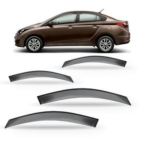 ff43931f021f6 Calha Chuva Hyundai Hb20s 4 Portas Sedan - Acessórios para Veículos ...
