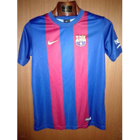 Camiseta Barcelona 2017 2018 Messi - Camiseta del Barcelona en ... 24bfea46101