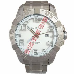 b4759f5a853 Relógio Bulova Masculino 98b118 Marine Star - Relógios no Mercado ...
