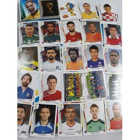 Figurinhas Álbum Fifa World Cup Brasil 2014