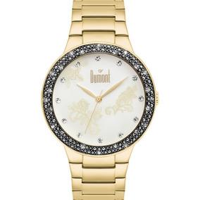6ea4270f4f4 Relogio Feminino Dumont Boa Sorte - Relógios no Mercado Livre Brasil