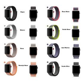 Promocion Extensible Nylon Loop Sport Apple Watch 1,2,3,4