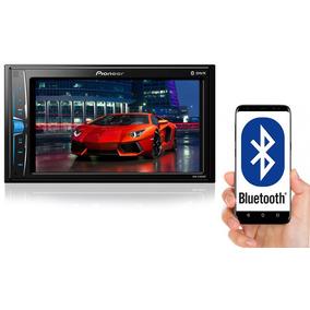 Multimídia 2din Pioneer Mvh-a208vbt 6,2 Bluetooth Usb