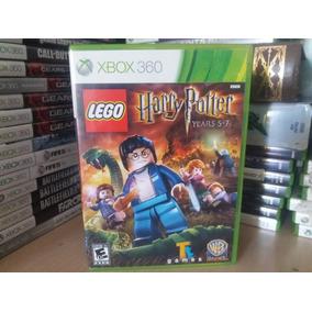 Jogs Lego Harry Potter De 5 A 7 Anos Xbox 360 Original Mídia
