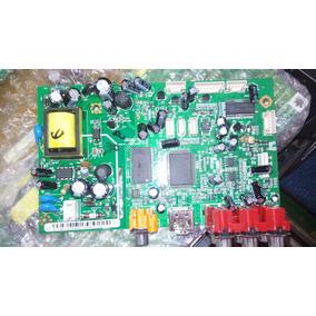 Placa Do Dvd Toshiba Sd8072 Placa Única