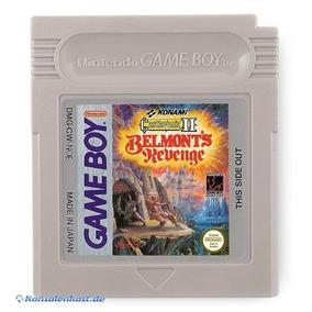 Castlevania 2 Game Boy