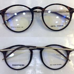 a4e9b104b Armação Para Óculos De Grau Ea3012 Tartaruga