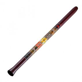 Didgeridoo Profesional Meinl Sintetico Sddg1r Rojo 130 Cm