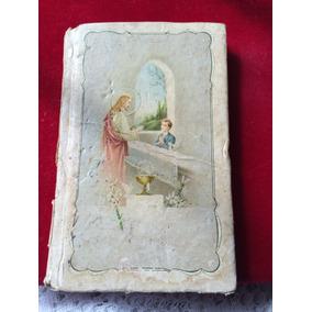 Livro Religioso. Devocionário Escolhido Ave Maria. 1954.