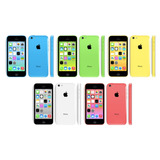 Iphone 5c 16gb Original Apple Novo Na Caixa Completo 5 Cores